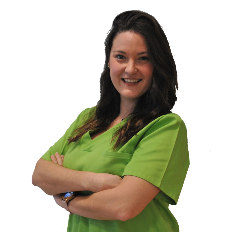 Dra. Clara González, dentista Sabadell