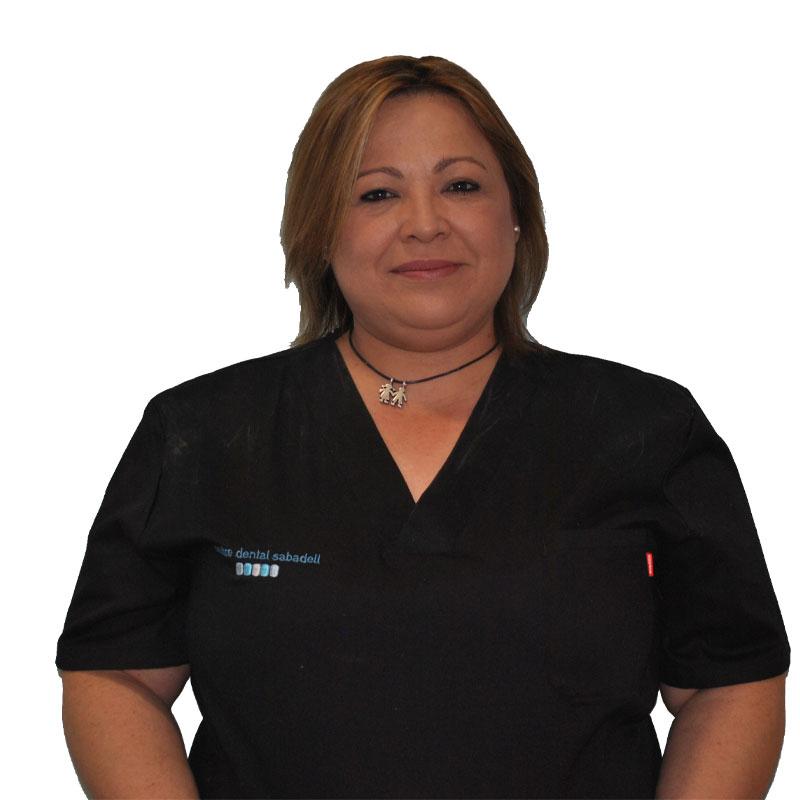 Isamar Raya Auxiliar d'Infermeria de Clínica Dental