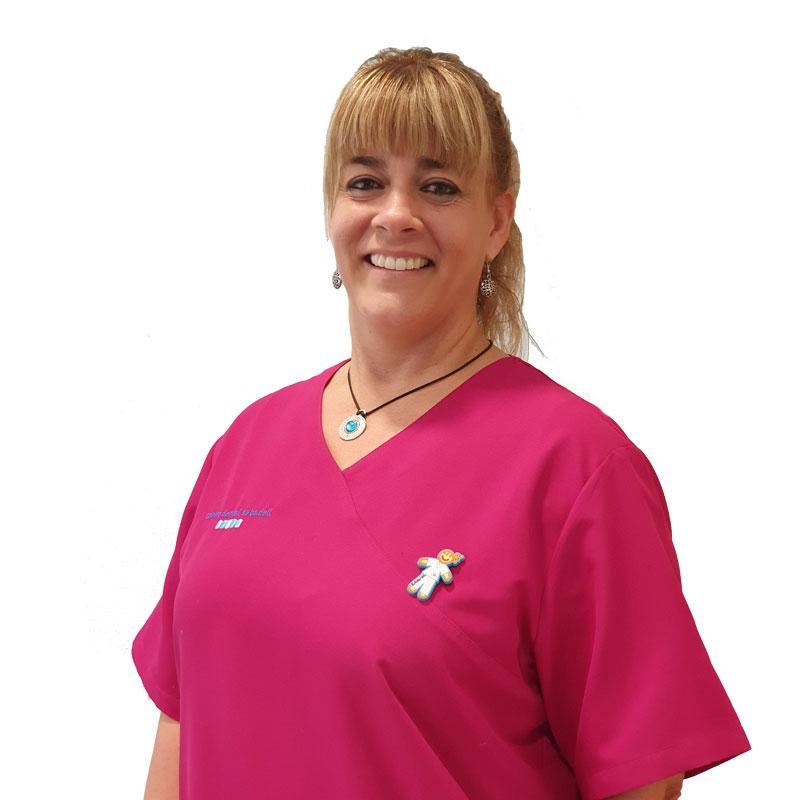 Raquel Serna Higienista Dental Sabadell
